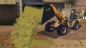 landwirtschafts farming simulator ls fs 17 ls17 fs17 mods download Schaufel Cotech BXXL 1.0.0.0