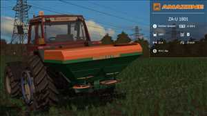 landwirtschafts farming simulator ls fs 17 ls17 fs17 mods download Amazone ZA-U 1.0.0.0