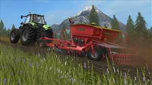 landwirtschafts farming simulator ls fs 17 ls17 fs17 mods download Väderstad Rapid 300C 1.0.0