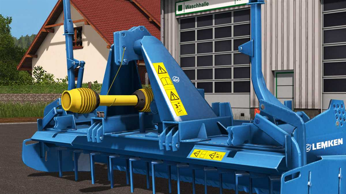 landwirtschafts farming simulator ls fs 17 ls17 fs17 mods download Lemken Zirkon 10/300 1.1.0.0