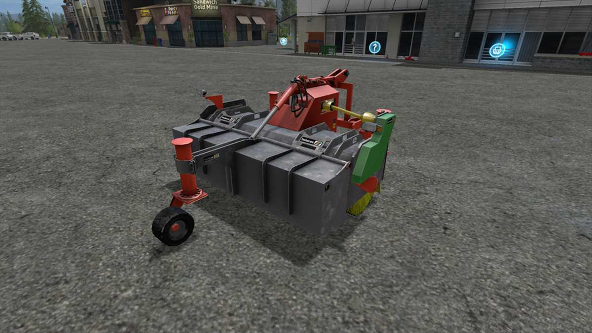 landwirtschafts farming simulator ls fs 17 ls17 fs17 mods download Holaras Sweeper TURBO A-270-V 1.0.0.0