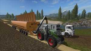 landwirtschafts farming simulator ls fs 17 ls17 fs17 mods download Coolamon Mother Bins 1.0.0