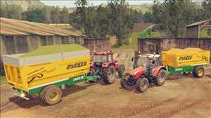 landwirtschafts farming simulator ls fs 17 ls17 fs17 mods download Joskin Trans-SPACE 5000/14 1.0.0