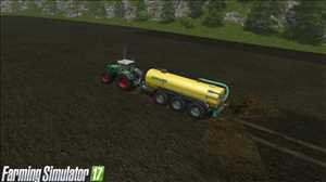 landwirtschafts farming simulator ls fs 17 ls17 fs17 mods download Zunhammer PROFI-FANT 1.0.0.0