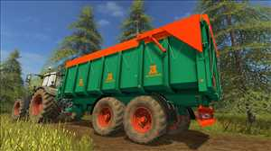 landwirtschafts farming simulator ls fs 17 ls17 fs17 mods download Aguas Tenias Tandem 1.0.0.0