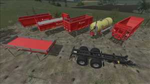 landwirtschafts farming simulator ls fs 17 ls17 fs17 mods download Annaburger HTS 22.79 Wechselsystem 1.1.0.0