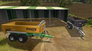 landwirtschafts farming simulator ls fs 17 ls17 fs17 mods download Joskin Trans-KTP 22/50 1.0.0.0