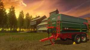 landwirtschafts farming simulator ls fs 17 ls17 fs17 mods download Metaltech TS16 1.0.0.0