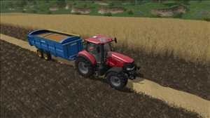 landwirtschafts farming simulator ls fs 17 ls17 fs17 mods download West 12t Kornanhänger 1.1.1.0
