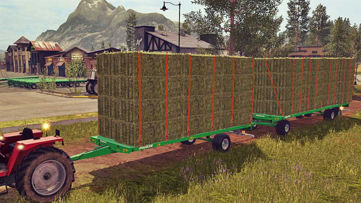 landwirtschafts farming simulator ls fs 17 ls17 fs17 mods download Joskin Wago pack 1.0.0.0
