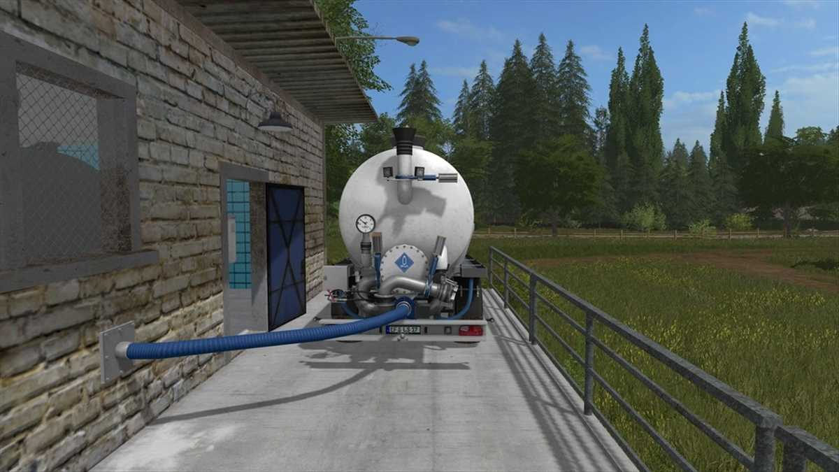 landwirtschafts farming simulator ls fs 17 ls17 fs17 mods download Kotte Milchfass 1.0.0
