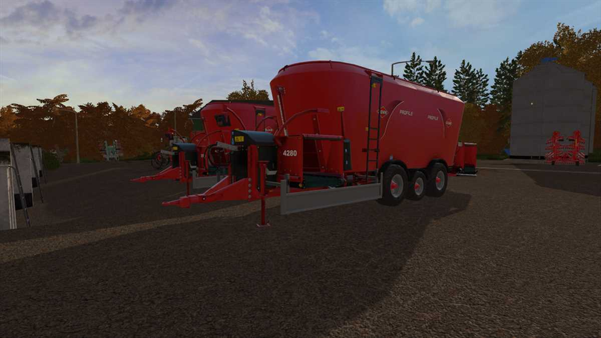 landwirtschafts farming simulator ls fs 17 ls17 fs17 mods download Kuhn Profile Pack 1.0.0.0