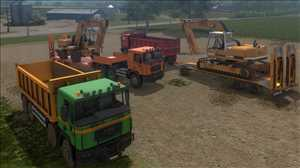 landwirtschafts farming simulator ls fs 17 ls17 fs17 mods download MAN JOSKIN Pack 1.0.0.0