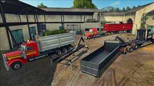 landwirtschafts farming simulator ls fs 17 ls17 fs17 mods download BsM Truck 850 Hook 1.0.0.2