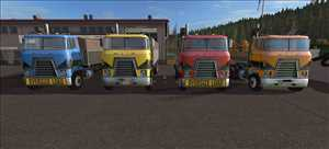 landwirtschafts farming simulator ls fs 17 ls17 fs17 mods download IH Transtar II Multicolor 1.0.0