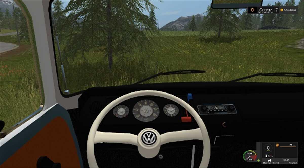 ls fahrzeuge lkws vw bus  autoload  fuer landwirtschafts simulator