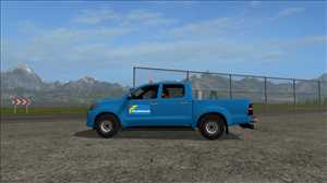 landwirtschafts farming simulator ls fs 17 ls17 fs17 mods download Toyota Hilux 1.1
