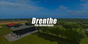 landwirtschafts farming simulator ls fs 17 ls17 fs17 mods download Drenthe 3.0.0.1