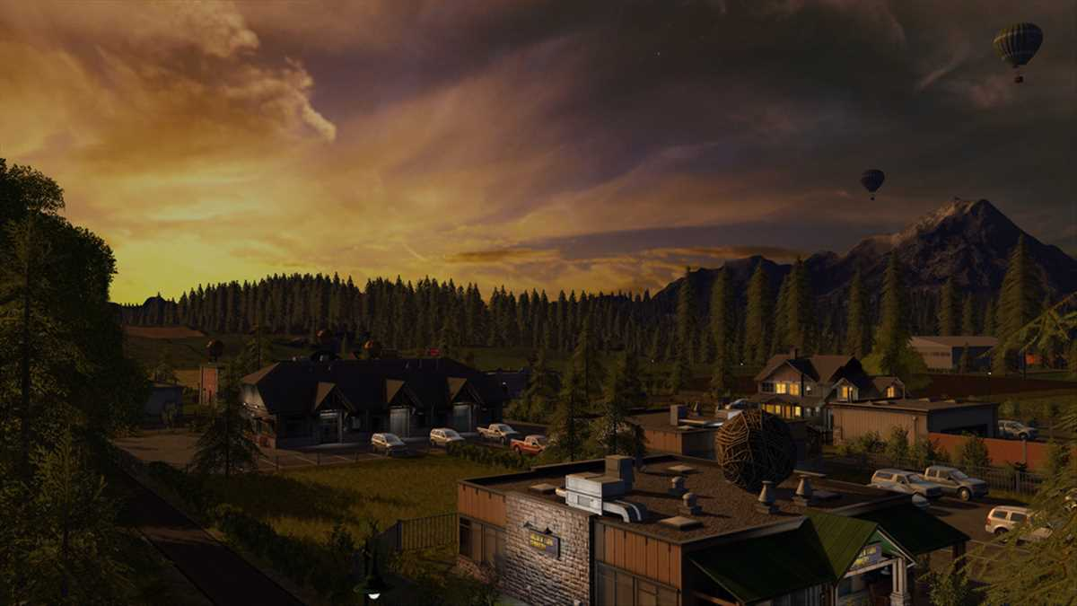 landwirtschafts farming simulator ls fs 17 ls17 fs17 mods download Fichtelberg 1.1.0