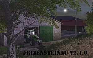 landwirtschafts farming simulator ls fs 17 ls17 fs17 mods download Freiensteinau 2.1.0
