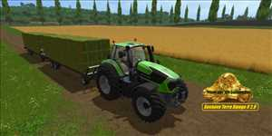 landwirtschafts farming simulator ls fs 17 ls17 fs17 mods download Sosnova Terra 2.0