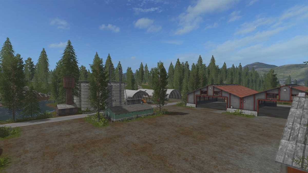 landwirtschafts farming simulator ls fs 17 ls17 fs17 mods download Thunder Valley 1.0.0.0