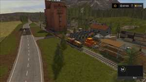 landwirtschafts farming simulator ls fs 17 ls17 fs17 mods download Valley Crest old Farm 1.0