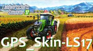 landwirtschafts farming simulator ls fs 17 ls17 fs17 mods download GPS_SKIN 1.2.0