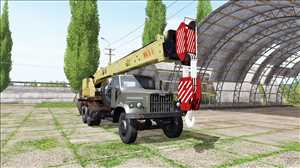 landwirtschafts farming simulator ls fs 17 ls17 fs17 mods download Kraz 257 1.0.0.0