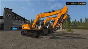 landwirtschafts farming simulator ls fs 17 ls17 fs17 mods download Liebherr 900C Pack 1.0.0