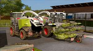 landwirtschafts farming simulator ls fs 17 ls17 fs17 mods download Claas Jaguar 900 Series Typ 497 3.0