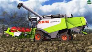landwirtschafts farming simulator ls fs 17 ls17 fs17 mods download Claas Lexion 530 1.0.0.0