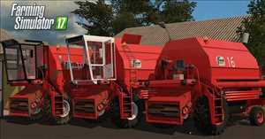 landwirtschafts farming simulator ls fs 17 ls17 fs17 mods download BIZON GIGANT Z083 0.9