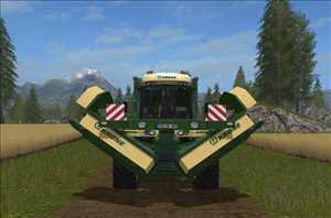 landwirtschafts farming simulator ls fs 17 ls17 fs17 mods download KRONE BIG MOWER 1.0.0