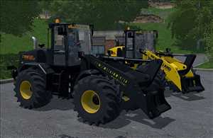 landwirtschafts farming simulator ls fs 17 ls17 fs17 mods download New Holland Radlader by Alex Blue 1.4.0.5