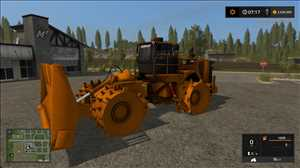landwirtschafts farming simulator ls fs 17 ls17 fs17 mods download Caterpillar 836k 1.0.0