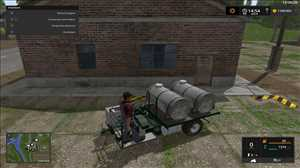 landwirtschafts farming simulator ls fs 17 ls17 fs17 mods download TSL SF Fass 1.0.0.0