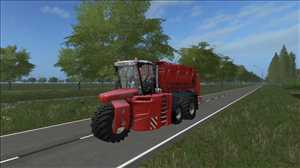 landwirtschafts farming simulator ls fs 17 ls17 fs17 mods download Vervaet Hydro Trike UNIVERSAL SPREADER 1.0.0.0