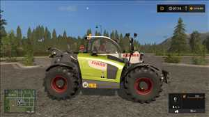 landwirtschafts farming simulator ls fs 17 ls17 fs17 mods download Claas Scorpion 7055 1.0.0