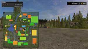 landwirtschafts farming simulator ls fs 17 ls17 fs17 mods download Bessere Minimap 1.1.0.0