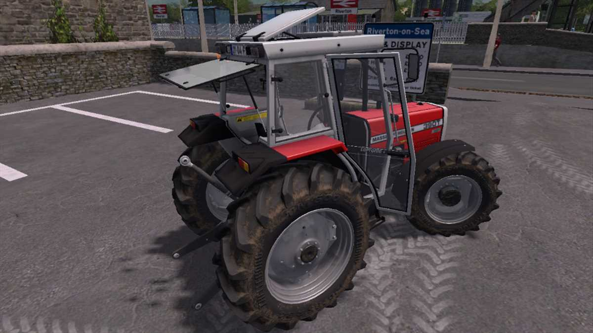 landwirtschafts farming simulator ls fs 17 ls17 fs17 mods download MF300 Series Script Addon 1.0.0.0