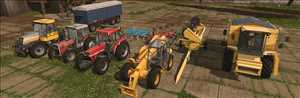 landwirtschafts farming simulator ls fs 17 ls17 fs17 mods download Modern Classics by Mattxjs 1.0.0.0