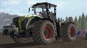 landwirtschafts farming simulator ls fs 17 ls17 fs17 mods download CLAAS Xerion 1.1.0.0