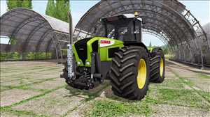 landwirtschafts farming simulator ls fs 17 ls17 fs17 mods download CLAAS Xerion 3300 Trac VC 1.0