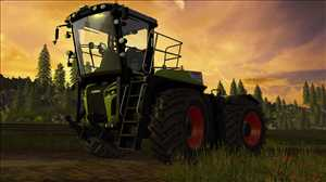 landwirtschafts farming simulator ls fs 17 ls17 fs17 mods download CLAAS Xerion SaddleTrac 1.0.0.0