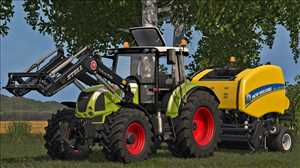 landwirtschafts farming simulator ls fs 17 ls17 fs17 mods download Claas Arion 600 (610, 620, 630) 2.0.0