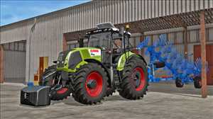 landwirtschafts farming simulator ls fs 17 ls17 fs17 mods download Claas Axion 800 (810, 830, 850) 4.0