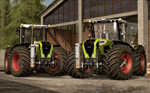 landwirtschafts farming simulator ls fs 17 ls17 fs17 mods download Claas Xerion 3300/3800 1.0.0