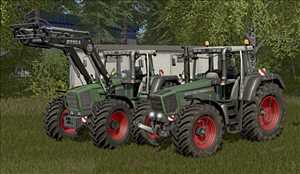 landwirtschafts farming simulator ls fs 17 ls17 fs17 mods download Fendt Favorit 800 Series 4.0
