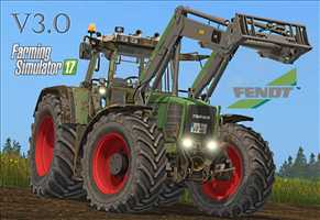 landwirtschafts farming simulator ls fs 17 ls17 fs17 mods download Fendt Favorit Serie 816-824 3.0